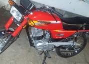 Excelente moto nueva en junín