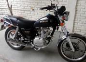Se vende moto gn 125