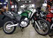Yamaha xtz 250 tenere tomamos permutas en la plata