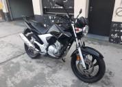 Yamaha fazer 250 en lomas de zamora