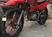 Vendo xtz 125 modelo 2008, contactarse.