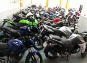 Venta de motos usadas honda yamaha