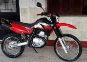 Yamaha xtz recibi moto