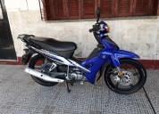 Excelente yamaha new crypton 2018 rcb moto en salta