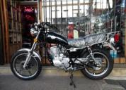 Mondial hd custom cafe 0km en motosfiori