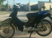 Vendo moto mondial ld modelo 2011