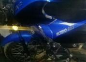 Vendo moto brava 150 en general.