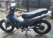 Se vende moto brava en vicente lópez