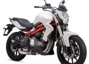 Benelli sauma motos en san fernando