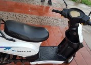Vendo moto electrica chica en resistencia