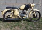 Dkw 1960 moto clasica lista para transferir en san francisco