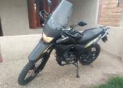 Excelente moto cerro 250 impecable 1500 km en córdoba