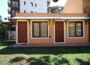 Alquilo villa gesell 3 dtos de dos ambientes en 147 entre 1 y 2 1 dormitorios