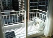 Alquilo temporario en palermo 2 ambientes con balcon 4 pax 1 dormitorios