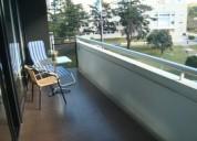 Alquilo temporario en las canitas 2 ambientes con balcon al frente amenities 3 pax 1 dormitorios