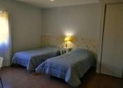Temporario hermoso monoambiente 2 personas pleno centro con patio parrilla y opcion garage 1 dormito