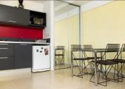Alquilo temporario en palermo monoambiente balcon 2 pax lavanderia 1 dormitorios