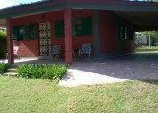 Casa capacidad 8 personas 3 dormitorios en san agustín