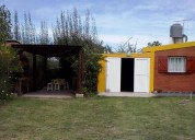 Alquilo casa por dia el trapiche san luis 2 dormitorios