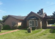 Casa quinta con pileta 2 dormitorios