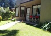Alquiler casa barrio las dunas 2 dormitorios
