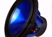 Subwoofer audiopipe 15 audio