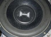 Subwoofer dynahertz de 12 audio