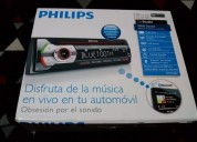 Vendo stereo philips cem 55 impecable como nuevo sin ningun detalle audio