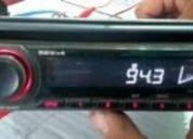 Vendo estereo sony 800 pesos audio
