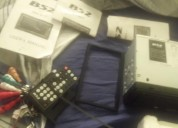 Estereo doble din b52 con pantalla tact audio