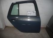 Renault symbol 2011 puerta del der elec con espejo elelct repuestos