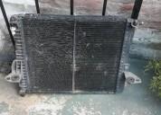 Radiador de agua para renault twingo repuestos