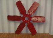Paleta ventilador perkin original chapa 6305 o 354 nueva repuestos
