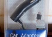 Vendo cargador para auto otros