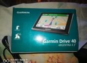 Gps garmin drive 40 navegadores gps
