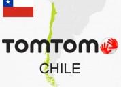 Mapa chile gps tom tom 2018 radares navegadores gps