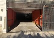 Cochera en venta cubierta fija con porton automatico virrey liners al 700 en capital federal