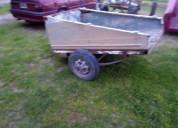 trailer carrito casas rodantes - trailers, contactarse.
