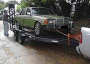 Trailers auxilio para autos camionetas usos multiples casas rodantes - trailers