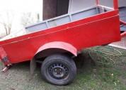 Vendo carro trailer