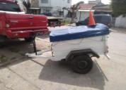 Vendo trailer acoplado
