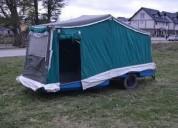 Vendo trailer carpa, ideal para las vacaciones