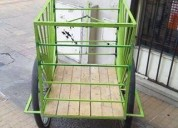 Carrito para bicicleta moto casas rodantes - trailers