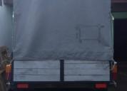 trailer para camioneta casas rodantes - trailers