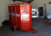trailer para caballo casas rodantes