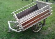 Vendo trailer para autos casas rodantes - trailers