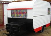 Andariega para 5 personas excelente casas rodantes - trailers