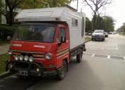Motorhome rastrojero diesel modelo f71