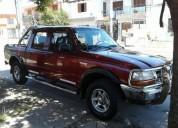 Vendo ranger limited 1999 turbo diesel maquinaria
