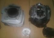 Vendo cilindro y tapa de valvula maquinaria
